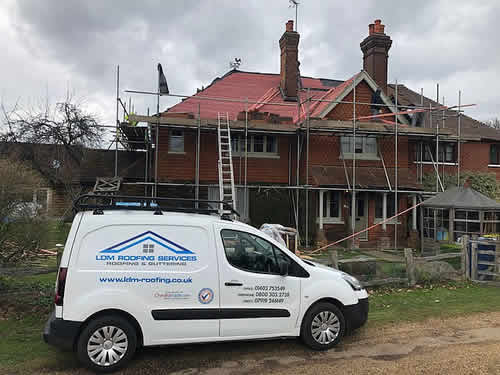 LDM Roofing Services